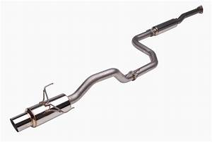 Skunk2 Megapower Exhaust System For 1999 Honda Civic 2