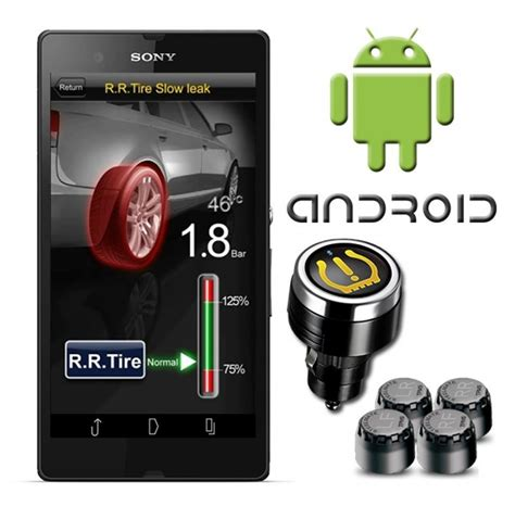 pressure app android steelmate tp 8886 car tpms tyre pressure monitor for