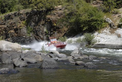 Rogue River Jet Boats by 104 Mile Wilderness Whitewater Rogue Jets
