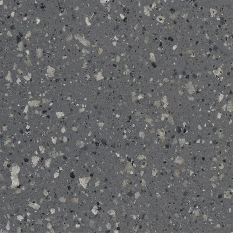 Tonal Paper Terrazzo, Bevel Edge Laminate Countertop Trim