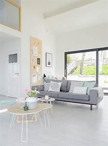 Planche De Bois Pour Mur Intérieur : un int rieur tout en douceur blueberry home ~ Zukunftsfamilie.com Idées de Décoration