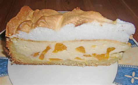 Mandarinen  Quark  Kuchen Mit Baiserhaube Von Alcar75