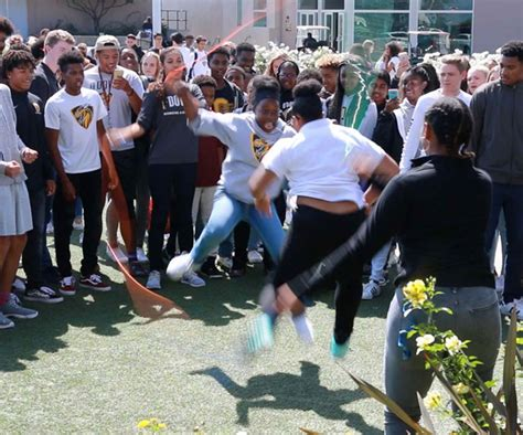 health wellness week double dutch jumprope bishop odowd high school