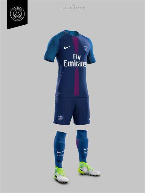 polo shirt arsenal fly emirates 1 psg concept design by kevin bertin jersey maillot 2018