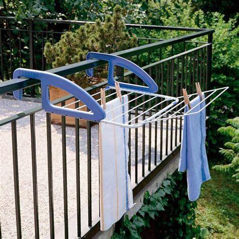 etendoir a linge balcon seche linge pour rebord balcon fenetre