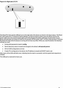Mojo Networks C75 Airtight Access Point User Manual C 75