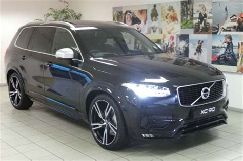 2017 Volvo Xc90 Xc90 T6 Awd R-design Cars For Sale In
