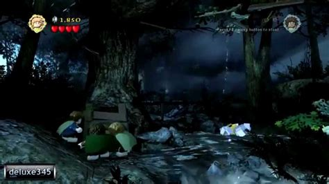 Lego Lord Of The Rings Gameplay Pc Hd Youtube