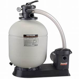 Hayward Powerflo 1 5hp  U0026 20 U0026quot  Pro Series Sand Filter System