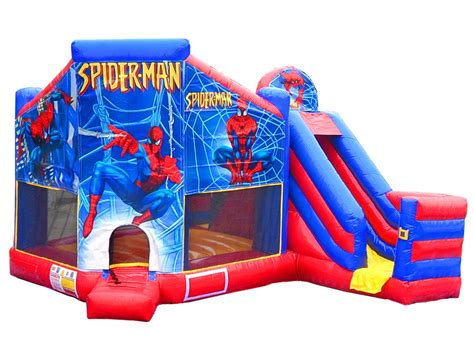 Spiderman Jumping Castle For Sale, Buy Spiderman Bouncy