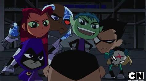 New Teen Titans (shorts) Episode