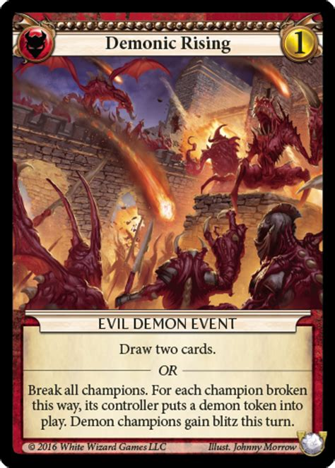 Epic Uprising – Ranking the Cards   Epic Card Game