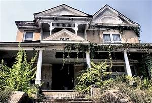 5 Incredibly Spooky Abandoned Mansions – Strange ...