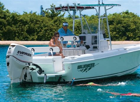 New Bluewater Boats by Pin Boat Blue Water On