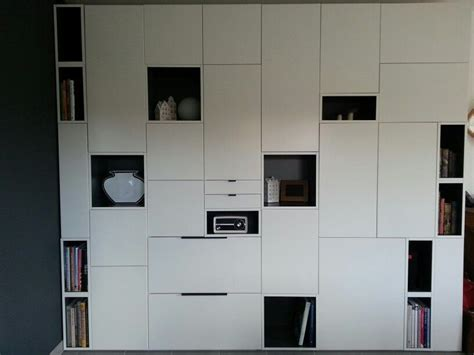 Ikea Metod Arbeitszimmer by Ikea Metod Used As Iounge Wall Units Felix Schrank