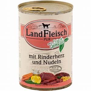 Nudeln Für Hunde : landfleisch dog adult rinderherz nudeln ~ Watch28wear.com Haus und Dekorationen