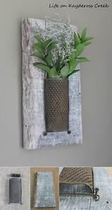 DIY Rustic Wall Decoration Ideas • DIY Home Decor