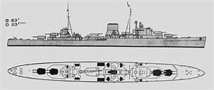 Hms Leanderclass Light Cruisers Plans