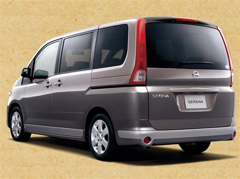 Nissan Serena Photo by Nissan Serena History Photos On Better Parts Ltd