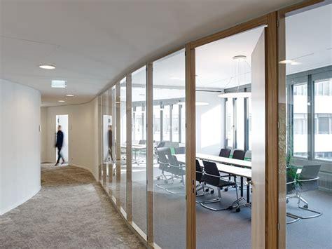 Trennwand Mit Glas by Trennwand Aus Holz Und Glas Bauhandwerk