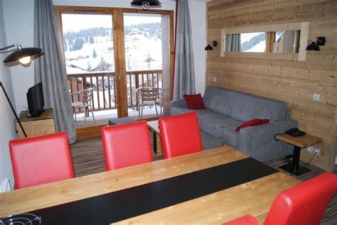 chalet d emeraude les saisies residence lagrange les chalets d emeraude les saisies location vacances ski les saisies ski