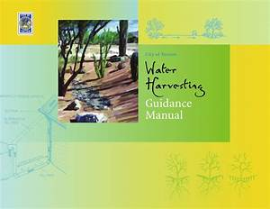 City Of Tucson Arizona Rainwater Harvesting Manual