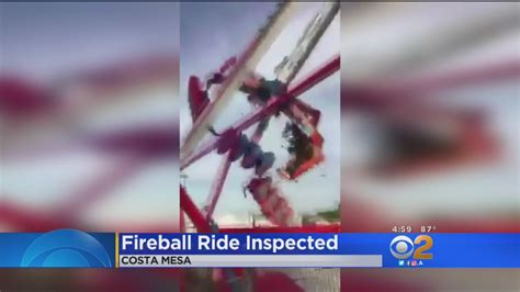 2 Local Fire Ball Rides Remain Shut While Investigation ...