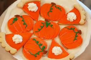 thanksgiving sugar cookies flickr photo