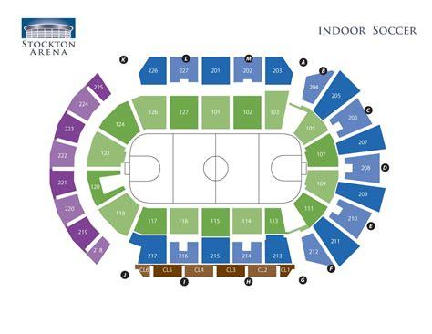 foto de SMG Stockton :: Seating Charts