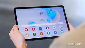 Samsung Galaxy Tab S6 Hands
