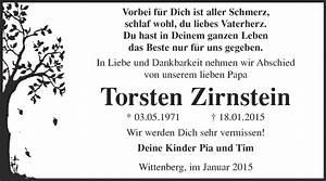 Super Sonntag Wittenberg : traueranzeigen von torsten zirnstein ~ Watch28wear.com Haus und Dekorationen