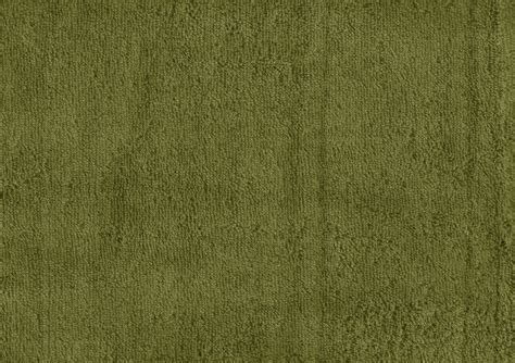 Olive Green Terry Cloth Towel Texture Picture   Free
