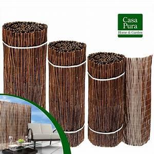 Bambusmatte Für Balkon : balkonsichtschutz markise ~ Bigdaddyawards.com Haus und Dekorationen