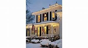 noel decorations maison exterieur lumieres noel photos With type d isolation maison 8 piscine paysagee maison amp travaux