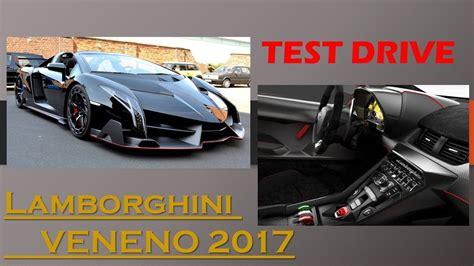 crashed lamborghini veneno lamborghini veneno 2017 test drive review hd youtube