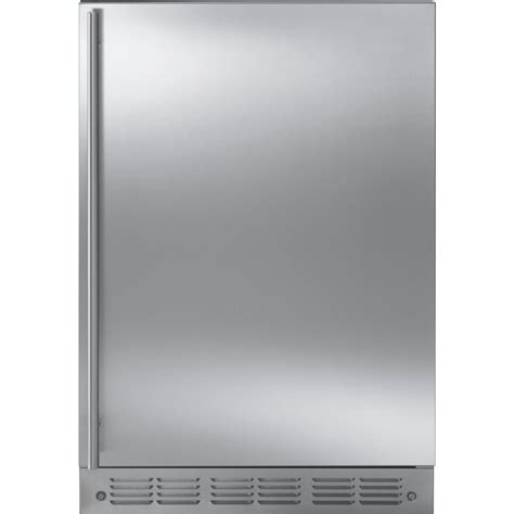 ge monogram undercounter compact refrigerator stainless steel fridge compact refrigerator
