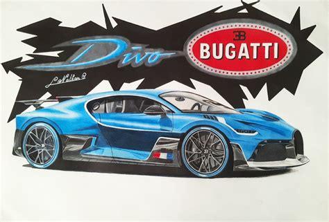 Artstation bugatti chiron anna par. Bugatti Drawing at PaintingValley.com | Explore collection of Bugatti Drawing