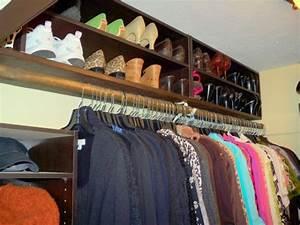 Rangement Chaussures Penderie : 49 id es astuces pour le rangement des chaussures ~ Premium-room.com Idées de Décoration