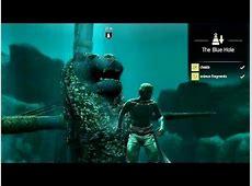 Assassin's Creed 4 Black Flag Charlotte Shipwreck Blue
