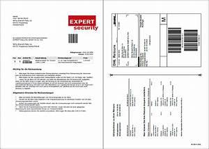 Dhl Lieferschein : video berwachung alarmanlage einbruchschutz expert ~ Themetempest.com Abrechnung