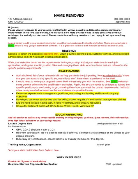 Resume Review by Resume Review Sle