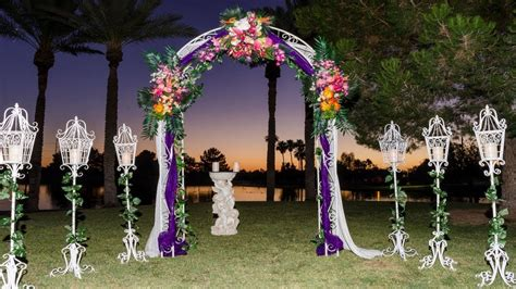top  backyard wedding reception  decoration ideas