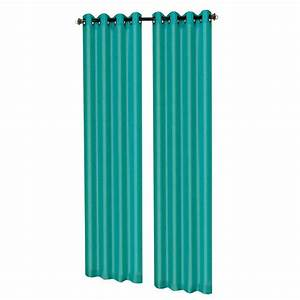 window elements raphael heathered faux linen dark With dark turquoise curtains