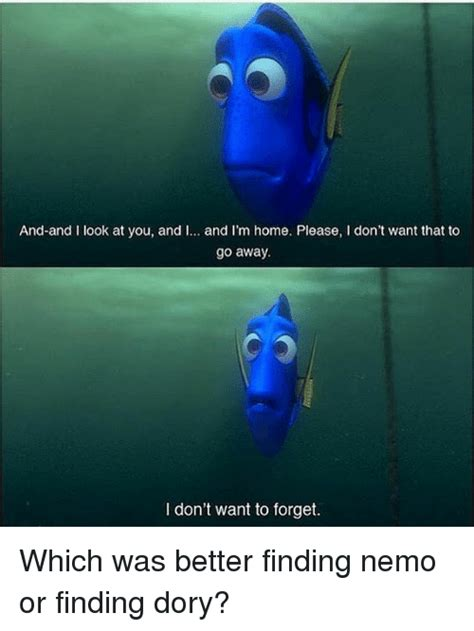 Finding Nemo Memes - 25 best memes about finding dory finding dory memes