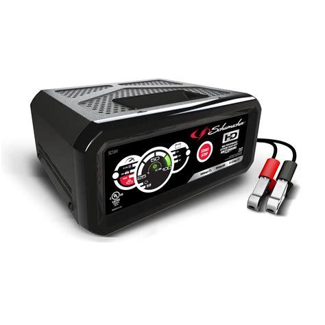 schumacher sc  amp  fully automatic battery