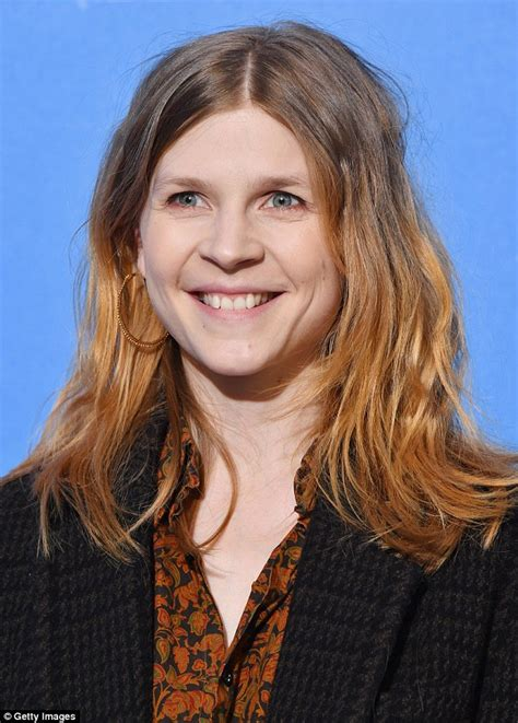 Clemence Poesy's first red carpet call since giving birth ...
