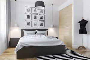 lukisan dinding kamar hitam putih  elegan jual poster