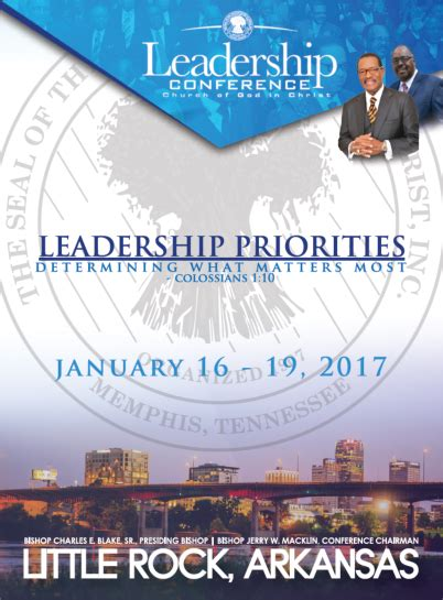 About Leadership Conference – Leadership Conference