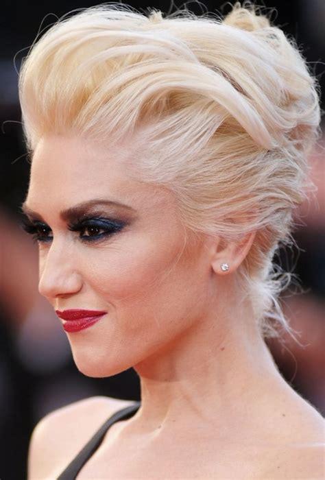 elegant  charming short hairstyles  women