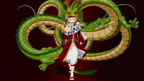 Fairy Tail X Naruto X One Piece X Dbz X Yu Gi Oh By